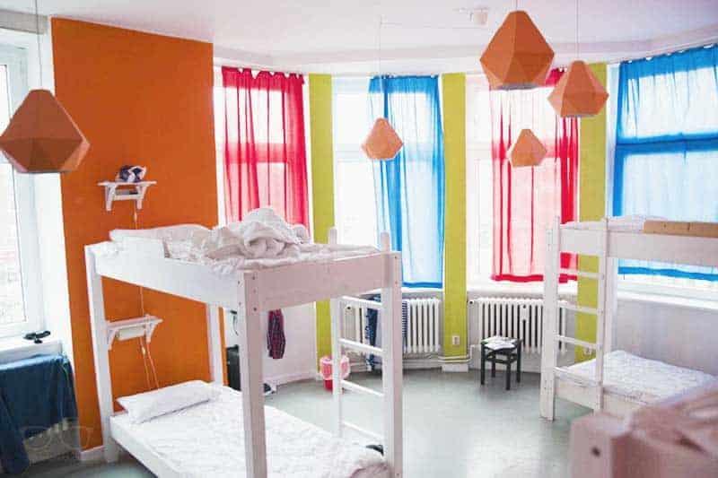 instant Sleep Backpacker Hostel; the coolest backpackers Hostel in Hamburg