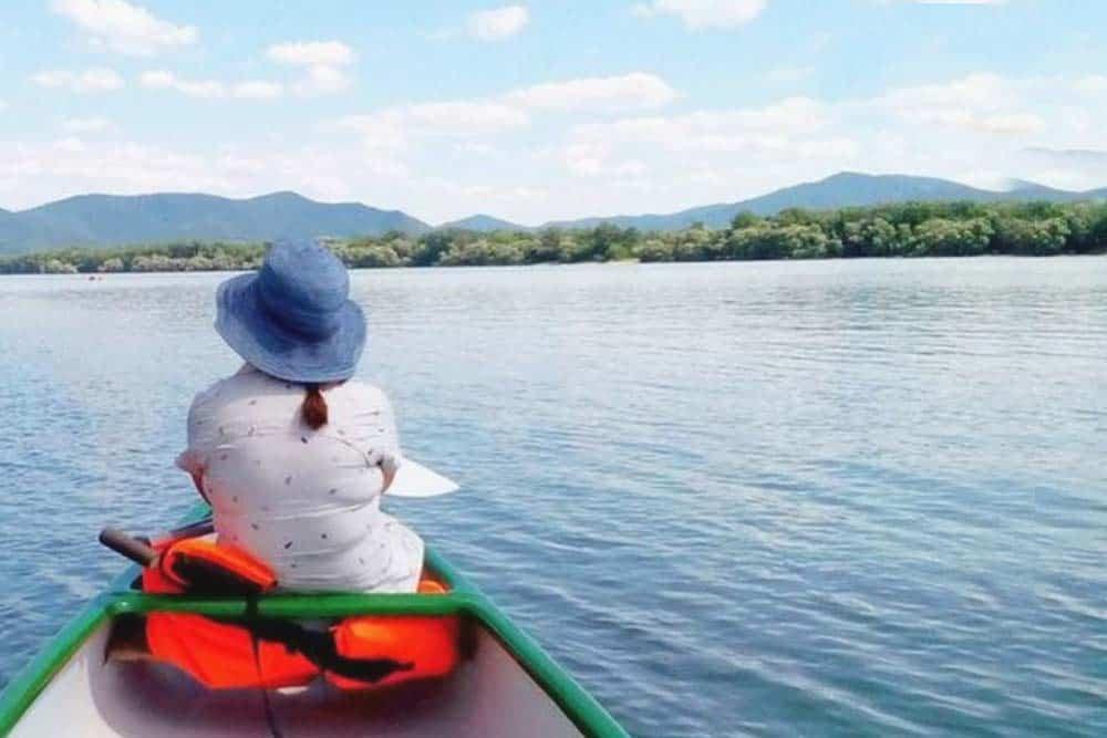 kayak the Danube