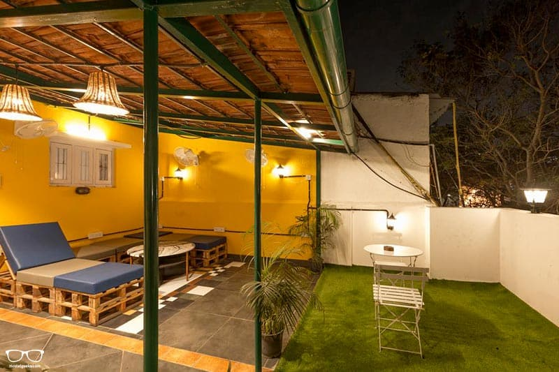 Hostel Mantra, one of the best hostels in Mumbai, India