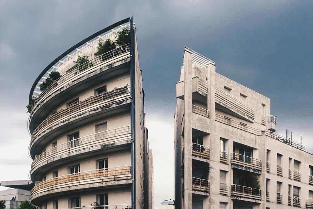 Promenade plantee Paris, France