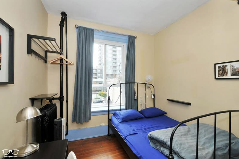 Samesun Vancouver - Best Hostels in Vancouver, Canada