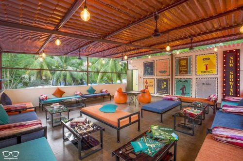 Zostel Mumbai, one of the best hostels in Mumbai, India