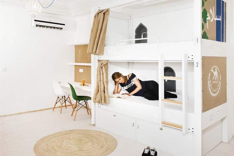 Dorm Rooms at Rodamon Hostel
