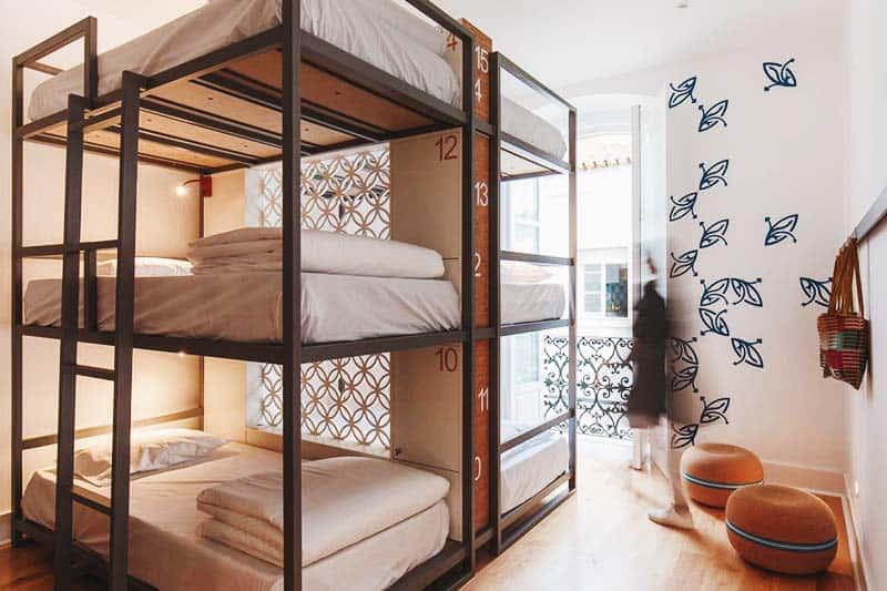 Best Hostels in Evora: Heaven Inn Hostel