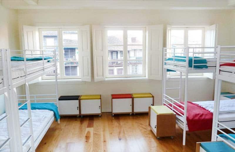 Best Hostels in Guimaraes: Santiago 31 Hostel