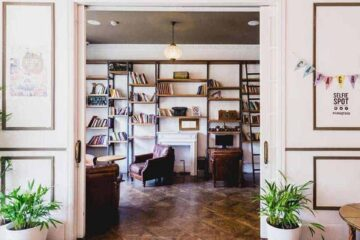 3 Best Hostels in Barcelona - Pure Design and Bohemians of Barcelona (our home town!)