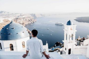 Best hostels in Santorini, Greece