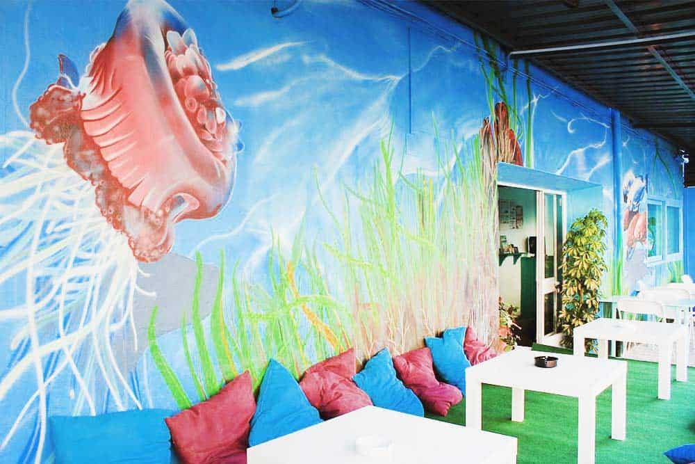 Budget hostel in Ibiza, Hostel Giramundo