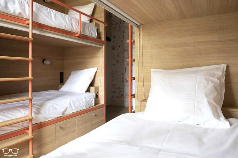 Central Hostel Bordeaux Centre - Best Hostels in France