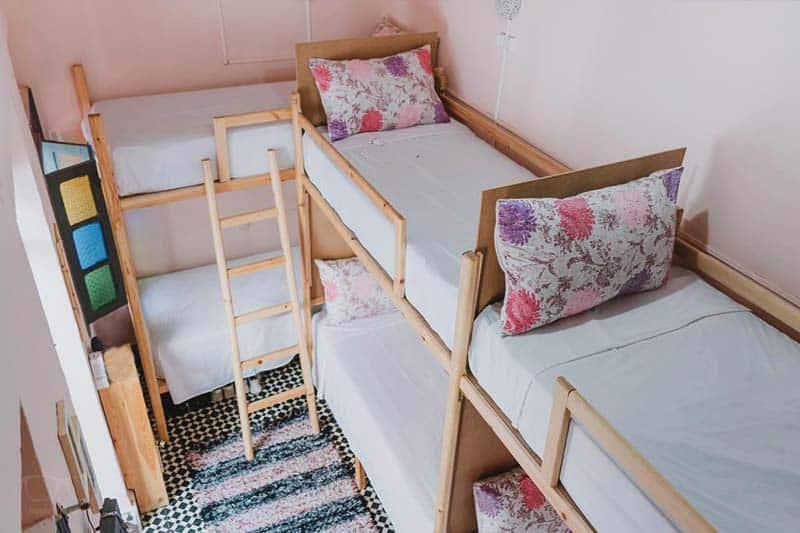 One of the best hostels in Marrakech, Boho 27 Hostel