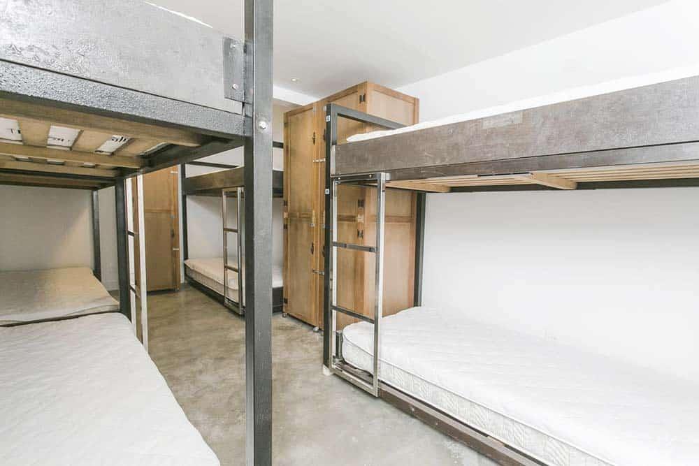 Da Lapa design hostel Rio de Janeiro dorm