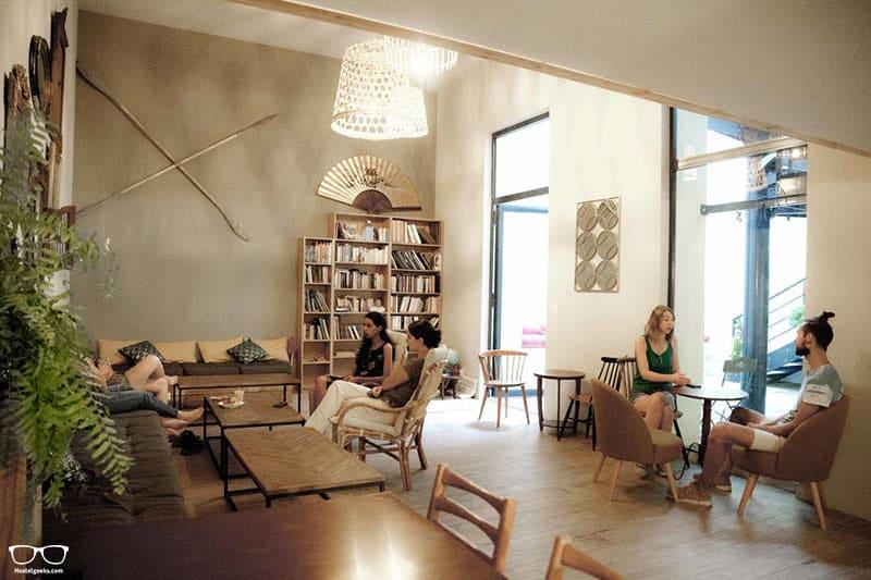 Georges Hostel & Cafe - Best Hostels in France