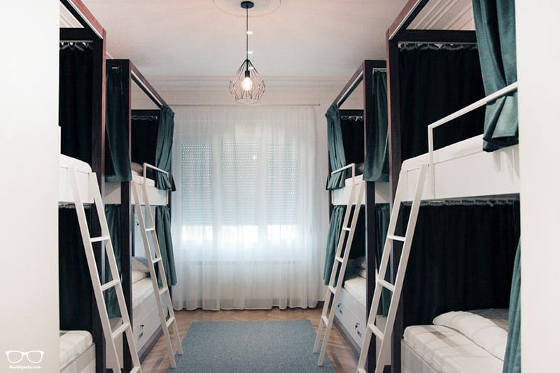 Karavan Inn is one of the best hostels in Belgrade, Serbia