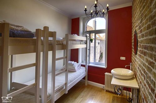 Hostel Lybeer Bruges is one of the best hostels in Bruges, Belgium