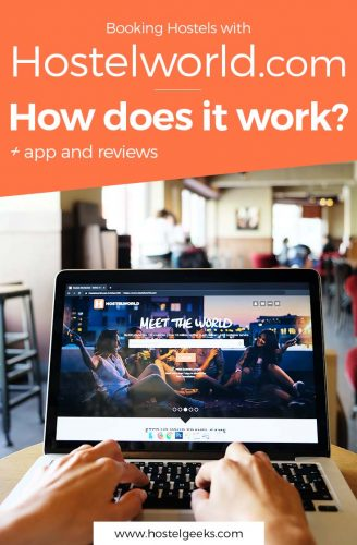 Hostelworld in Review - How does it work?