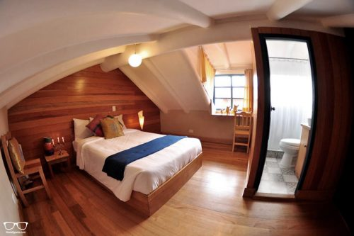 Nao Victoria Hostel is one of the best hostels in Cusco, Peru