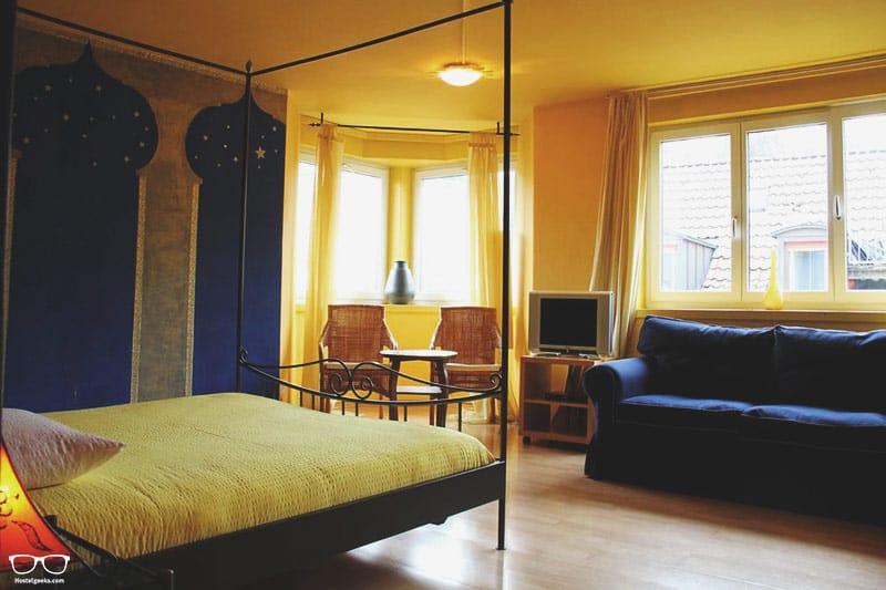 Oldtown Hostel Otter one of the best hostels in Zurich, Switzerland