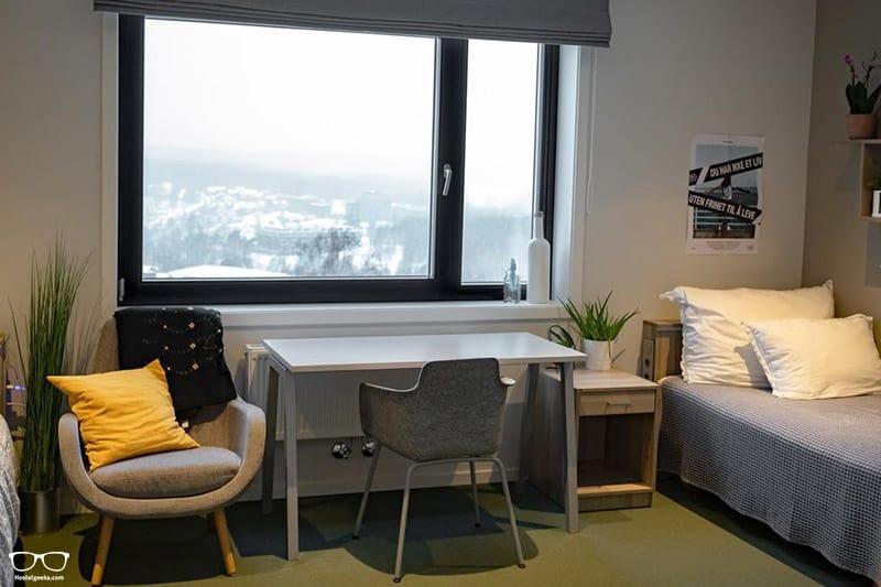 Oslo Hostel Rønningen is one of the best hostels in Oslo, Norway