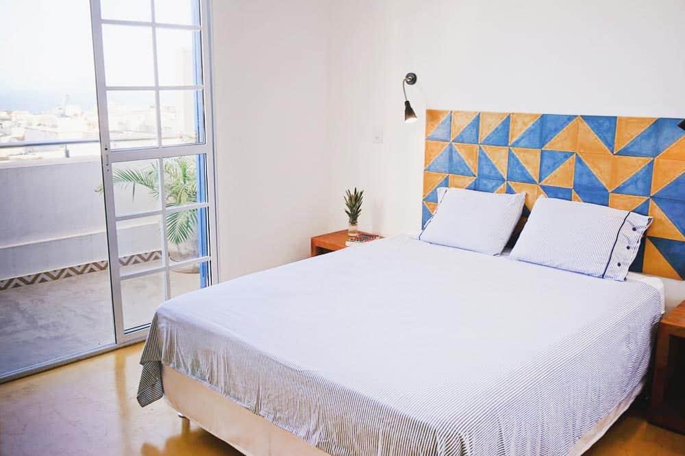 Rio de Janeiro Brasil hostel private room
