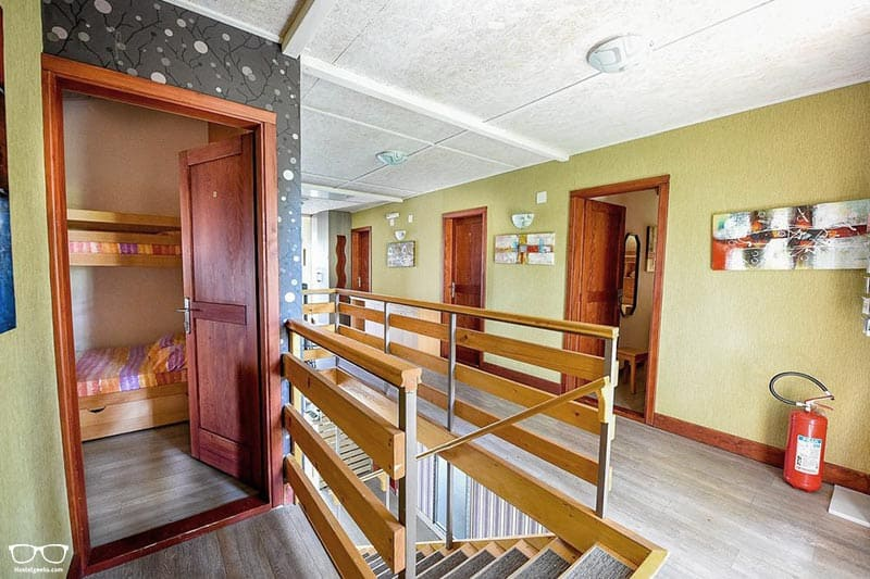 San Art Floating Hostel & Apartments is one of the best hostels in Belgrade, Serbia