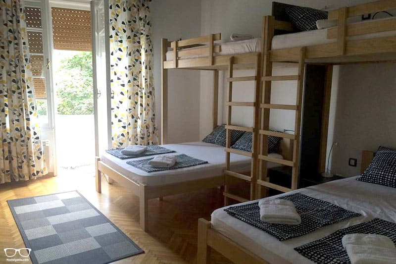 White Owl Hostel is one of the best hostels in Belgrade, Serbia