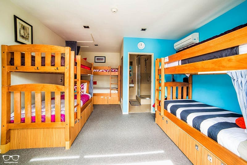Adventure Queenstown Hostel is one of the best hostels in Queenstown, New Zealand