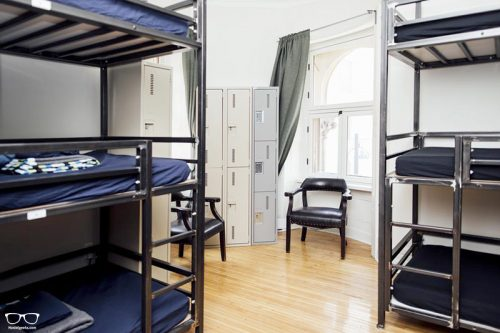 Auberge Bishop Downtown is one of the best hostels in Montreal, Canada