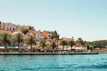 3 Best Hostels in Hvar, Croatia