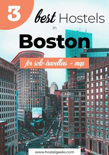 Best Hostels in Boston, Massachusetts