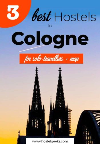 Best Hostels in Cologne, Germany
