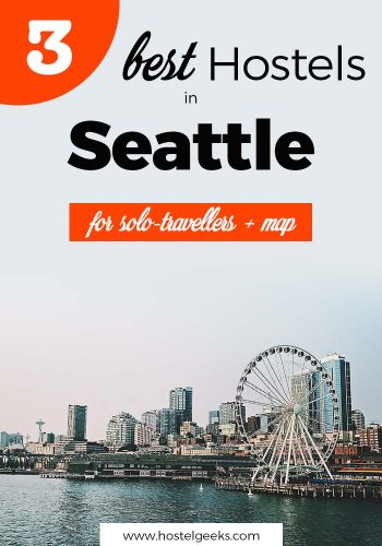 Best Hostels in Seattle, USA - full backpacker accommodation list