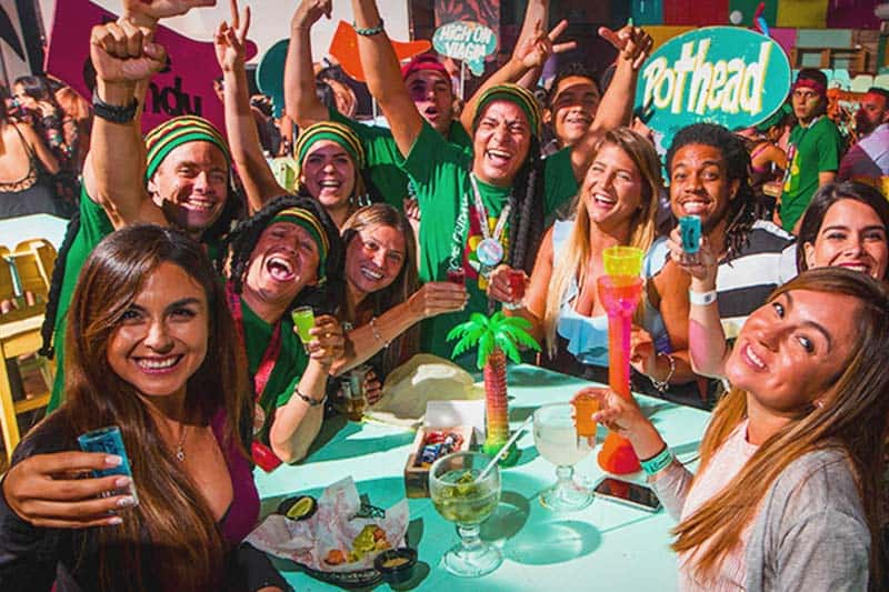 Best PARTY Hostels in Cancun - Choose Wisely!