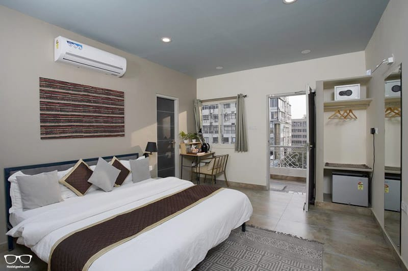 Blue Beds Hostel is one of the best hostels in Jaipur, India