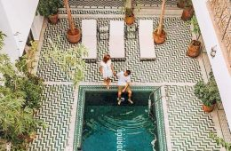 Boutique Hostels in Marrakech