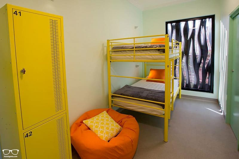 Breeze Lodge is one of the best hostels in Brisbane, Australia
