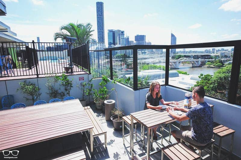 Brisbane City YHA is one of the best hostels in Brisbane, Australia