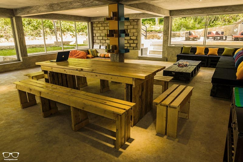 Bunk Station Hostel is one of the best hostels in Sri Lanka