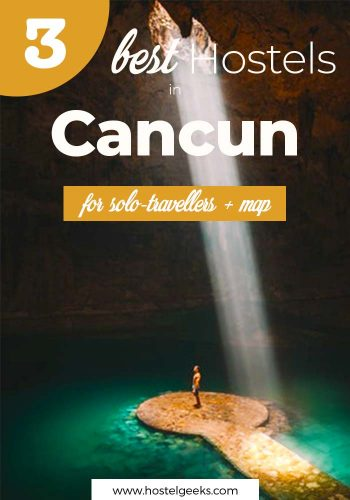 Best Hostels in Cancun, Mexico