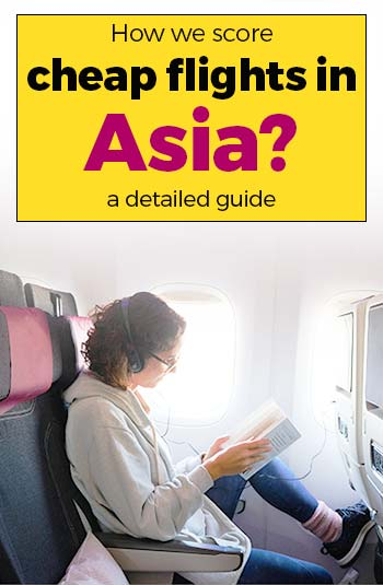 Cheap Flights in Asia