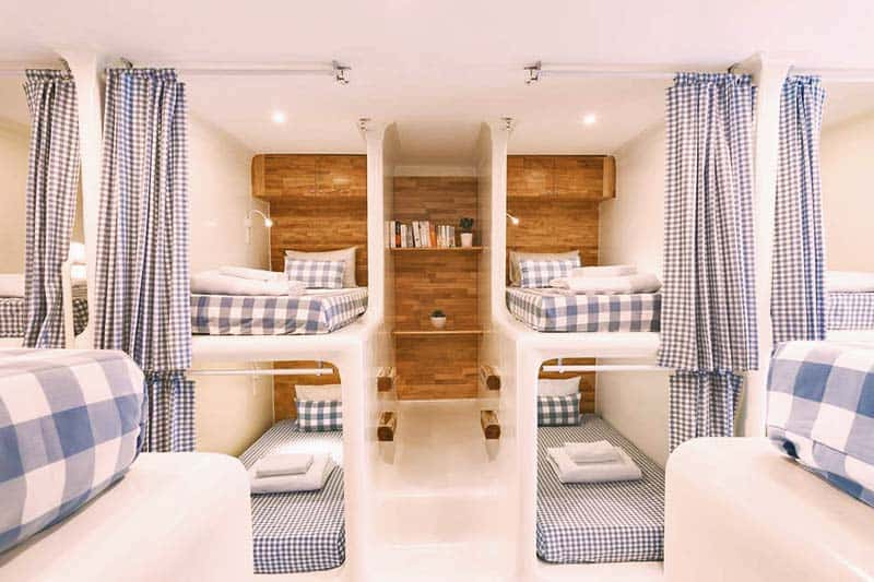 Cool room designs at City Poshtel