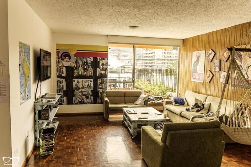 El Hostelito is one of the best hostels in Quito, Ecuador