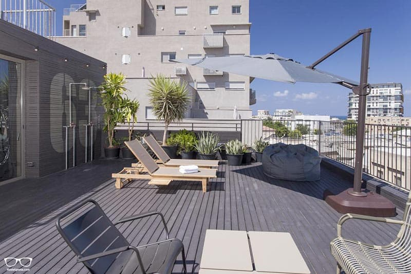Florentin House is one of the best hostels in Tel Aviv, Israel