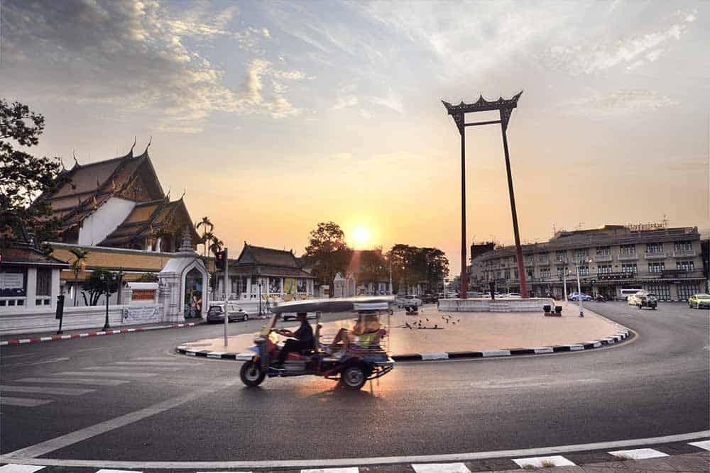 unusual things to do in Bangkok