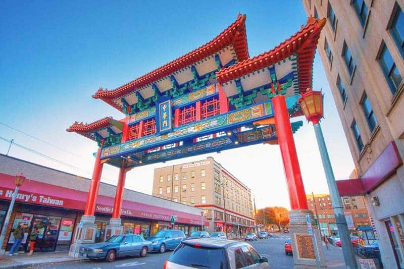 HI Seattle at the American Hostel is located in Chinatown International District
