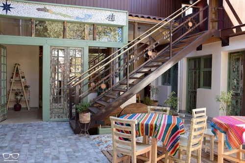 Hostal Tambo Verde is one of the best hostels in Santiago, Chile