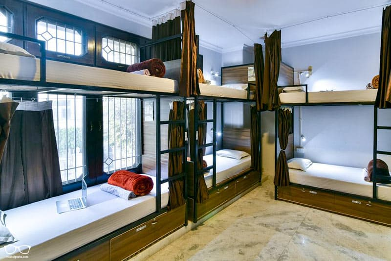 Hoztel Jaipur is one of the best hostels in Jaipur, India