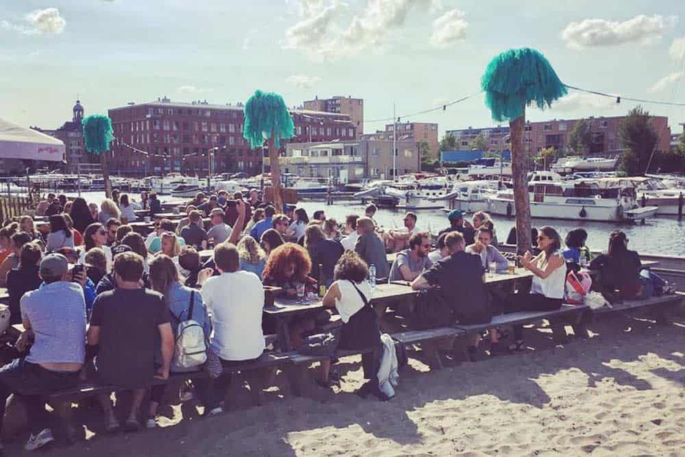 Local quirky events in Amsterdam