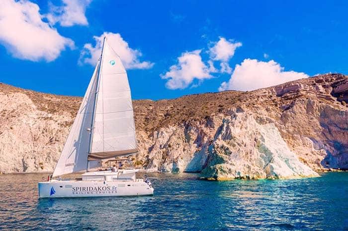 The Luxury Catamaran looks already beautiful