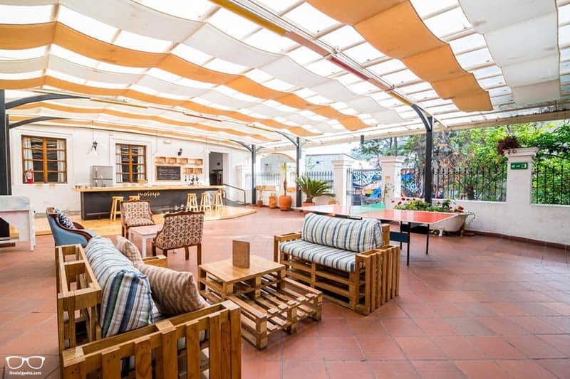 Masaya Hostel Quito is one of the best hostels in Quito, Ecuador