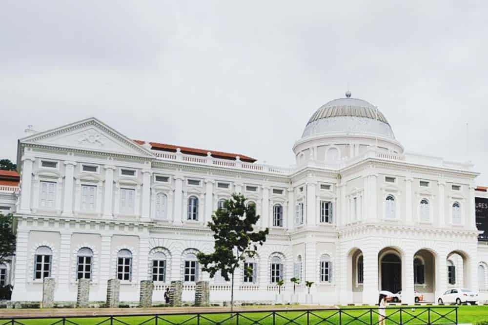 National museum of Singapore